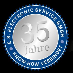 35 Jahre E.S. Electronic Service GmbH